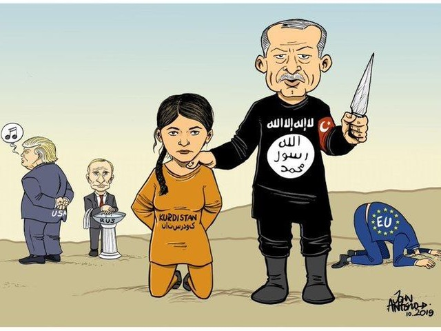 Siria del nord, le FDS e i kurdi: «La ritirata non è un'opzione»