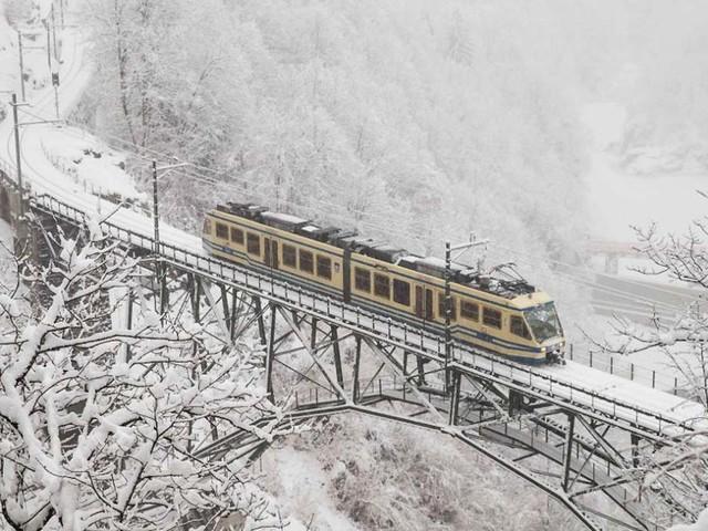 Due cuori e un biglietto del treno: il viaggio più romantico