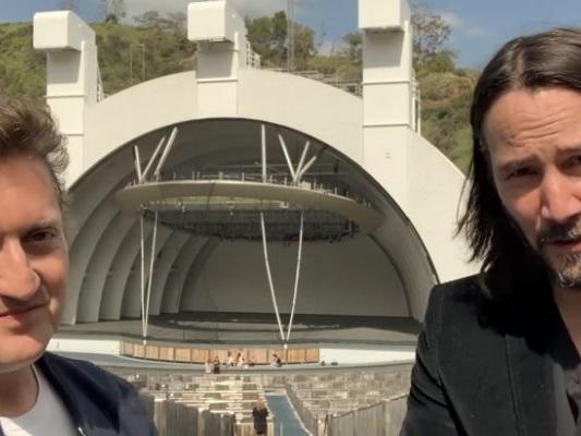 Bill & Ted 3: Keanu Reeves e Alex Winter svelano la data di uscita nei cinema