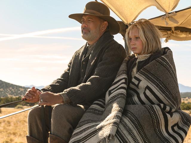 Notizie dal Mondo: foto e poster del film con Tom Hanks