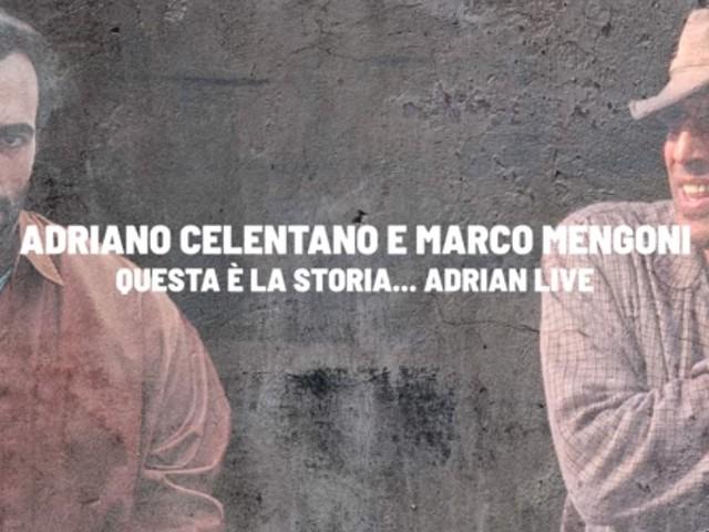 Da Adrian: la canzone La Casa Azul di Marco Mengoni e Adriano Celentano