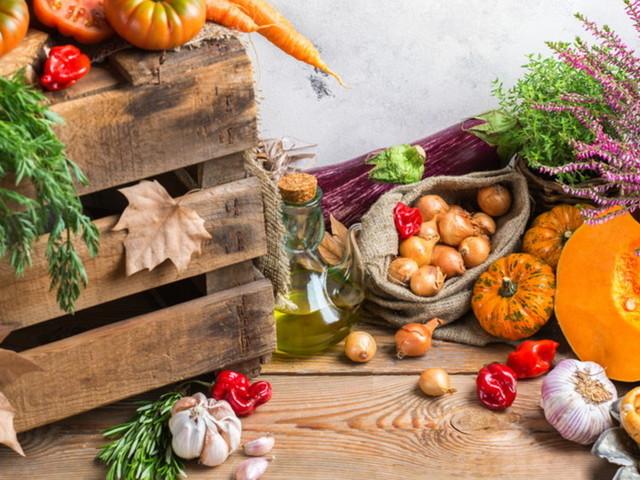 Dieta d'autunno: dieci alimenti amici per restare in forma dalla A alla... zucca!