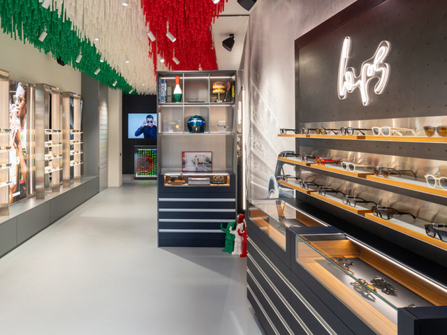 La nuova casa di Italia Independent