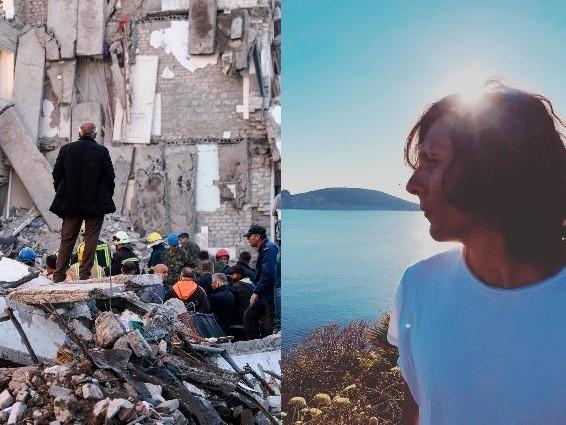 """Terremoto in Albania, Ermal Meta: """"Famiglie che vivono tra le macerie, aiutiamole a ricostruire"""""""
