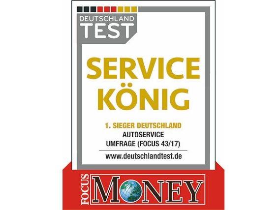 ATU è la miglior azienda di servizi per l'auto in Germania, secondo i lettori di FocusMoney