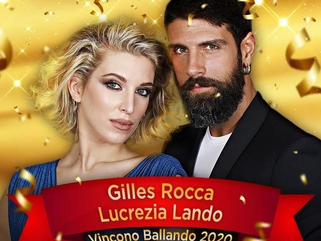 Gilles Rocca vince Ballando con le stelle: la classifica completa ed i premi della giuria