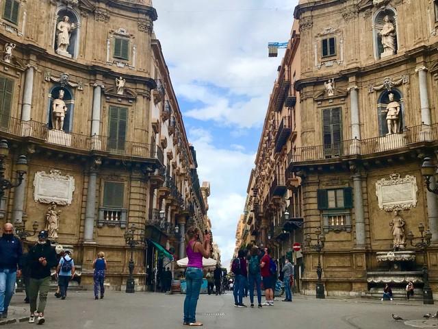 """""""La sfida del Covid - Palermo"""": il reportage di Sky TG24 nel capoluogo siciliano"""