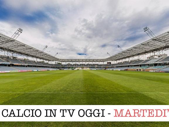 Calcio in tv: la Champions League con Atalanta e Juventus