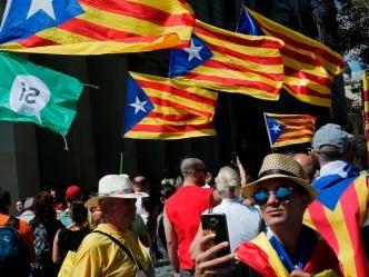 Madrid: il referendum per l'indipendenza della Catalogna non si farà