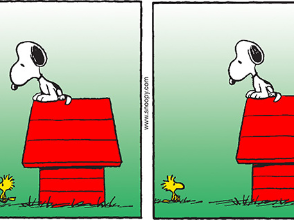 Peanuts 2017 giugno 17