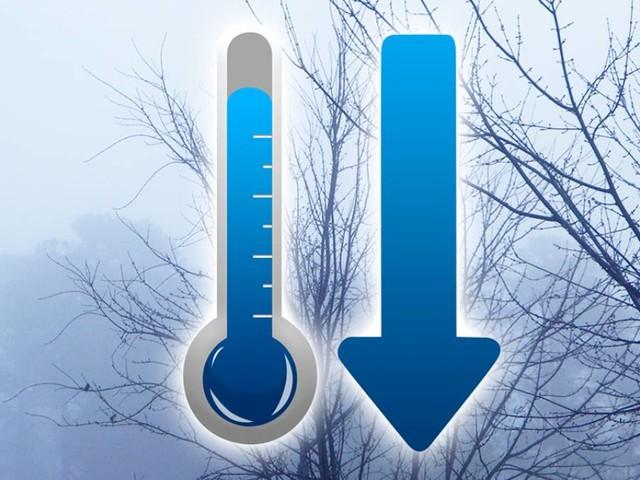 TEMPERATURE - CLIMA molto FREDDO in settimana, GELATE diffuse in pianura