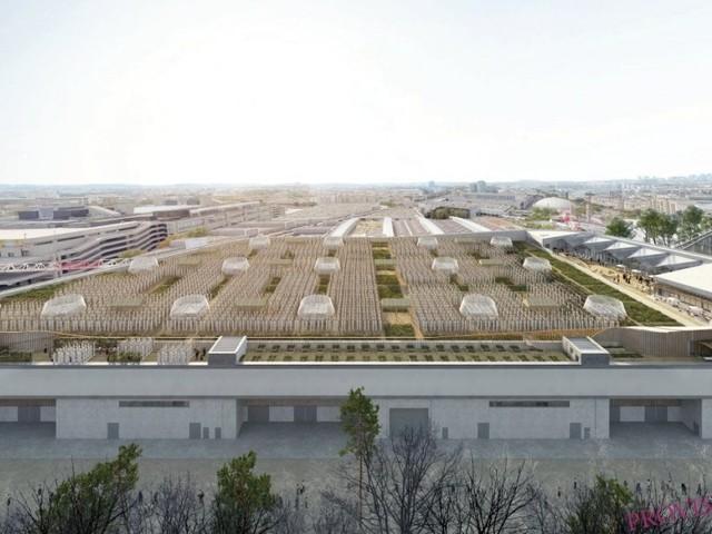 A Parigi l'orto urbano piu grande del mondo