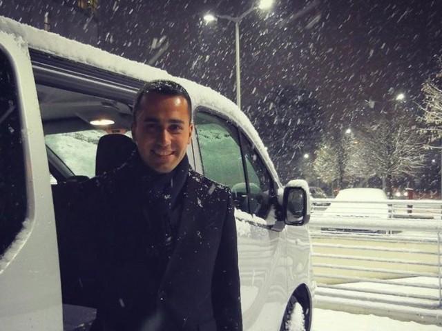 Il #Rally va avanti anche sotto la neve: continuate a sostenerci!