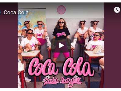 Chadia Rodriguez, Coca cola: testo e audio del nuovo singolo (prodotto da Big Fish)