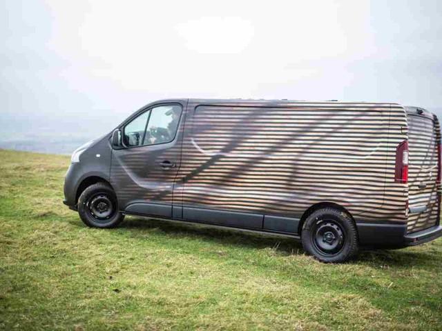 Nissan Concept-van NV300: veicolo alternativo per i falegnami