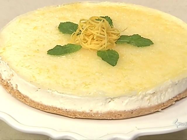 Cotto e Mangiato, ricetta 5 Giugno: cheesecake al limone