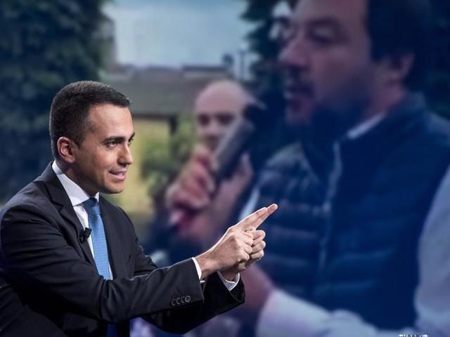 """Abuso d'ufficio, Di Maio a Salvini:""""Più lavoro e meno stronzate"""""""