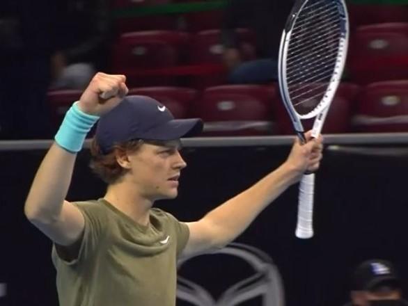 Jannik Sinner vince il torneo ATP di Sofia