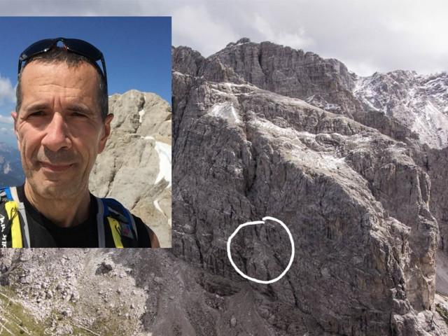 Perde la vita dopo un volo di 50 metri: ecco chi era l'escursionista morto nelle Dolomiti Friulane