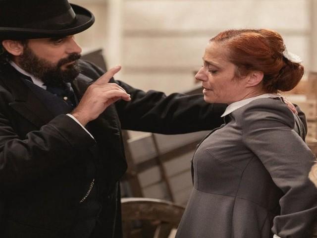 Una Vita spoiler: Carmen viene minacciata da suo marito Adone a causa del figlio Raul