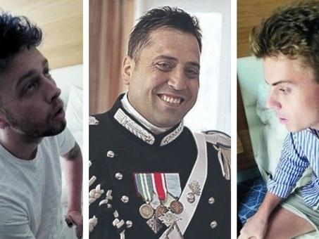 Carabiniere ucciso, Finnegan intercettato in cella: «Cerciello e Varriale ci hanno mostrato i distintivi»