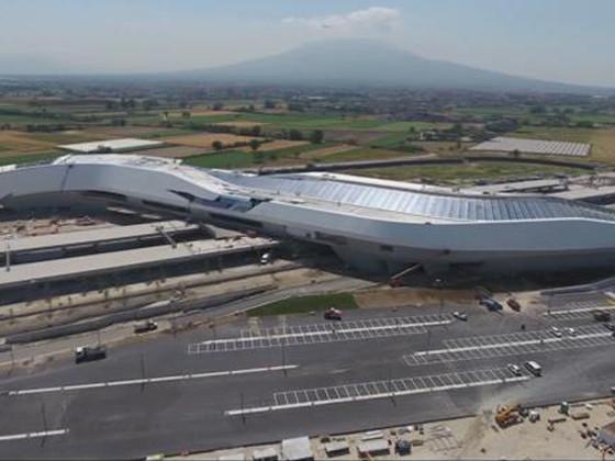 Mazzoncini, Ad FS: estremamente orgogliosi della stazione Napoli Afragola