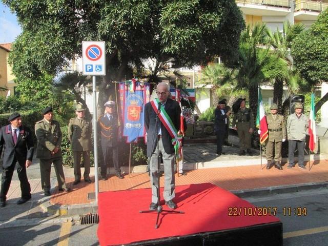 Ventimiglia: oggi le celebrazioni per il la 49a edizione del raduno Italia-Francia dei Genieri e Trasmettitori