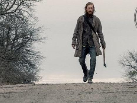 Austin Amelio in cammino verso Fear The Walking Dead 5 senza dimenticare il suo passato (foto)
