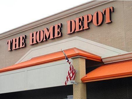 Per Home Depot conti in salita che battono le attese