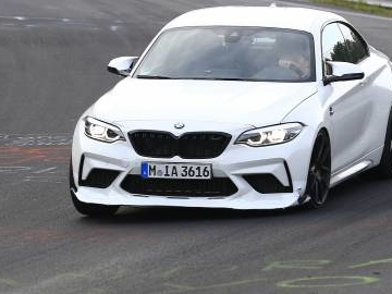 BMW M2 CS 2020: prezzo e caratteristiche in anteprima