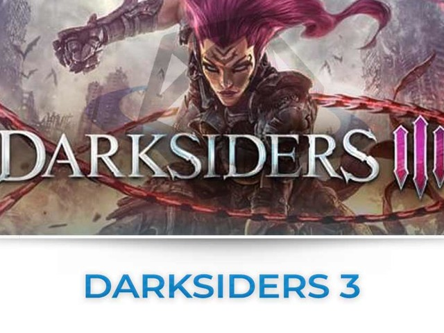 Darksiders 3 : Tutte le news