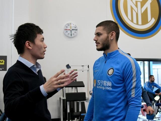 Inter, Biasin rivela: 'Caso Icardi, decisivo l'incontro con Zhang'