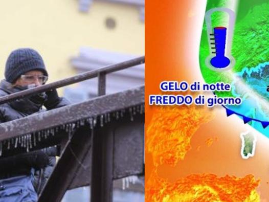 Previsioni meteo, torna il gelo sull'Italia: ecco quando e dove colpirà