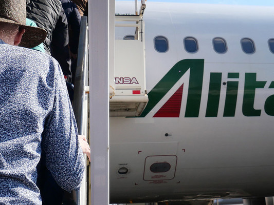Quanto ci è costata finora Alitalia?