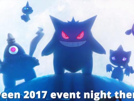 Secondo aggiornamento Pokémon GO in 24 ore, evento Halloween con vecchia colonna sonora che istigava al suicidio?