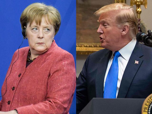 Auto, gas, Cina... Merkel nemica numero 1 di Trump