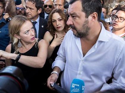 Sondaggio Swg, Enrico Mentana e il primo vero passo falso di Matteo Salvini: stop Lega, ri-sorpasso del M5s
