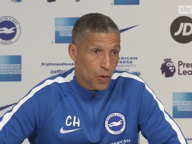 Hughton: Away form most challenging