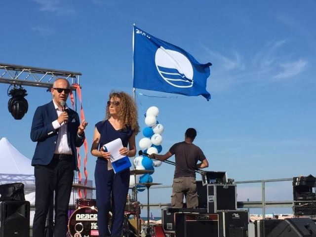 Sedicesima bandiera blu per Civitanova, sabato al via i festeggiamenti: il programma