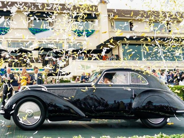 Monterey Car Week e Pebble Beach, l'auto d'epoca va in villeggiatura in California
