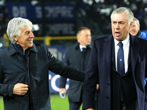 Napoli, De Laurentiis voleva Gasperini al posto di Ancelotti 6 mesi fa: il retroscena