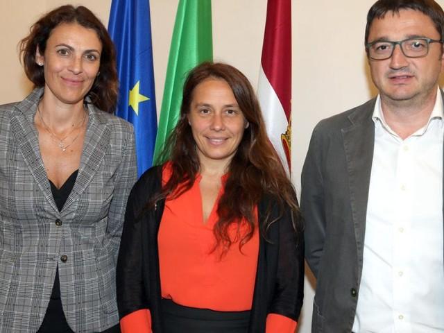Il Ministro Alessandra Locatelli ieri in Trentino per un confronto sulle politiche familiari