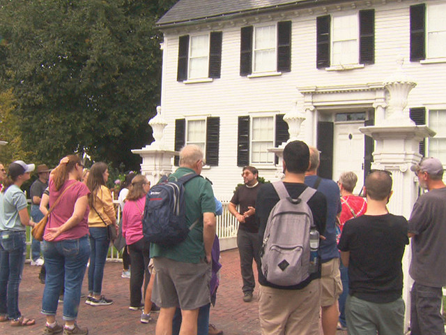 Salem Haunted Tour Is Most Booked Experience Of Fall, According To Tripadvisor