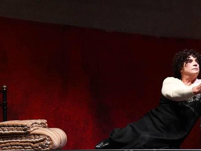 Franco Branciaroli porta la 'Medea' di Ronconi al Teatro Giordano