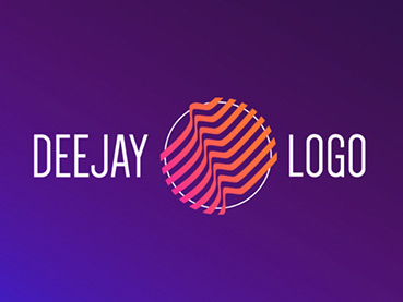 20 Cool DJ (EDM Music) Logo Designs to Make Your Own