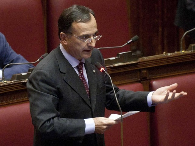 Nomina Ue con vista Colle: nella rosa spunta Frattini