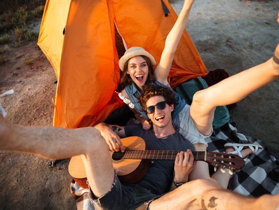 10 cose da portare se andate in vacanza in campeggio