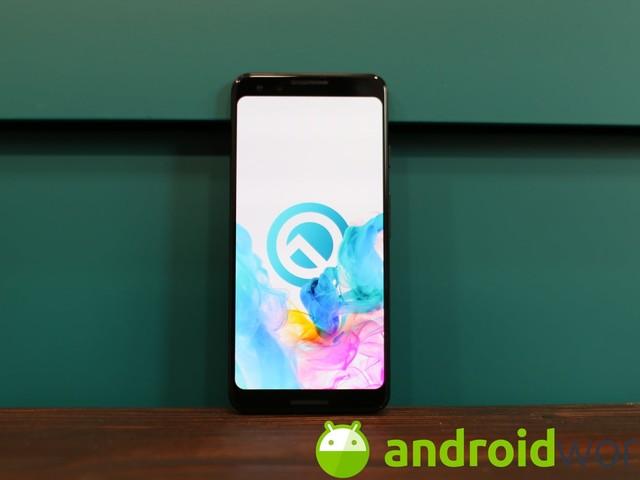 Google testa alcuni aggiornamenti di Android Q riavviando brutalmente i telefoni (foto)