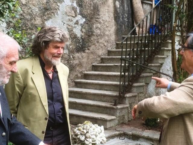 Messner contro Maestri: «Ora lo sappiamo, nel 1959 non salì in cima al Cerro Torre»