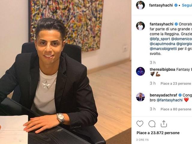 Calciomercato, ufficiale: Hachim Mastour è un nuovo giocatore della Reggina